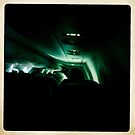 on The Airplane to Karlsruhe-Germany by Fahar
