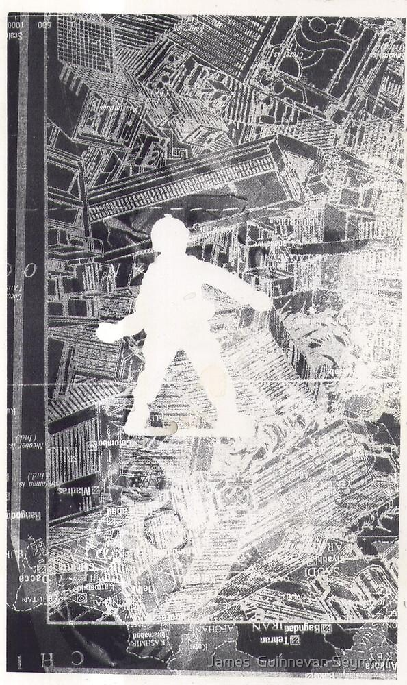 world war zero exhibit w by James  Guinnevan Seymour