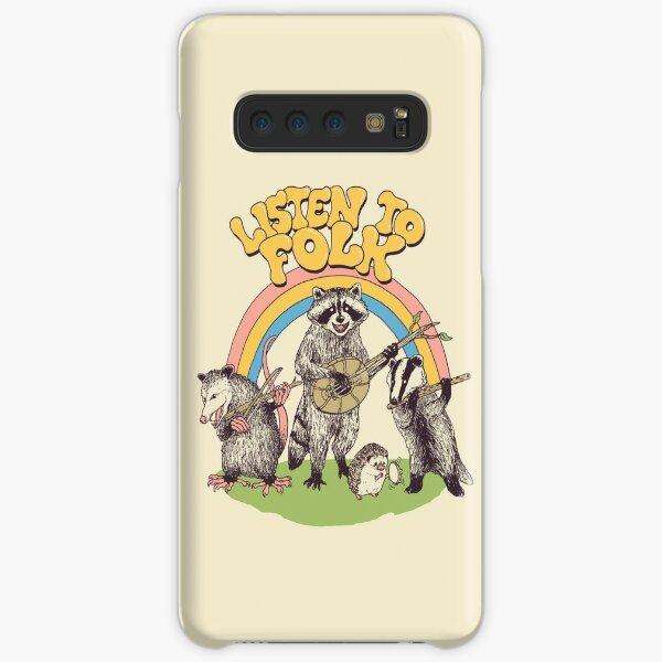 Listen To Folk Samsung Galaxy Snap Case