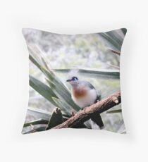 Pretty Bird2 Throw Pillow