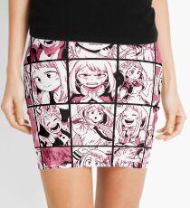 Uraraka Ochako Collage Mini Skirt