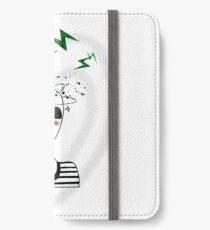Alien from Area 51  iPhone Wallet/Case/Skin