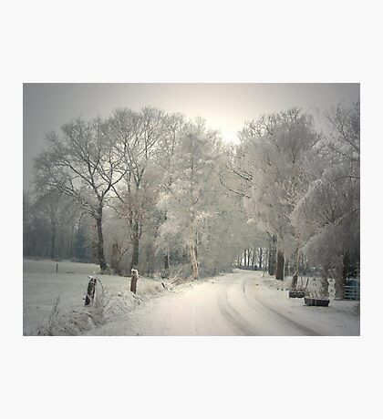 A Winter's Tale Photographic Print