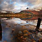Loch Leven by Jeanie