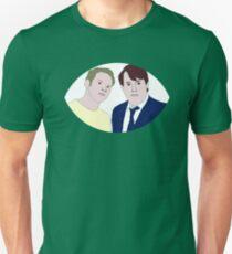 Peep Show - Mark and Jez Unisex T-Shirt