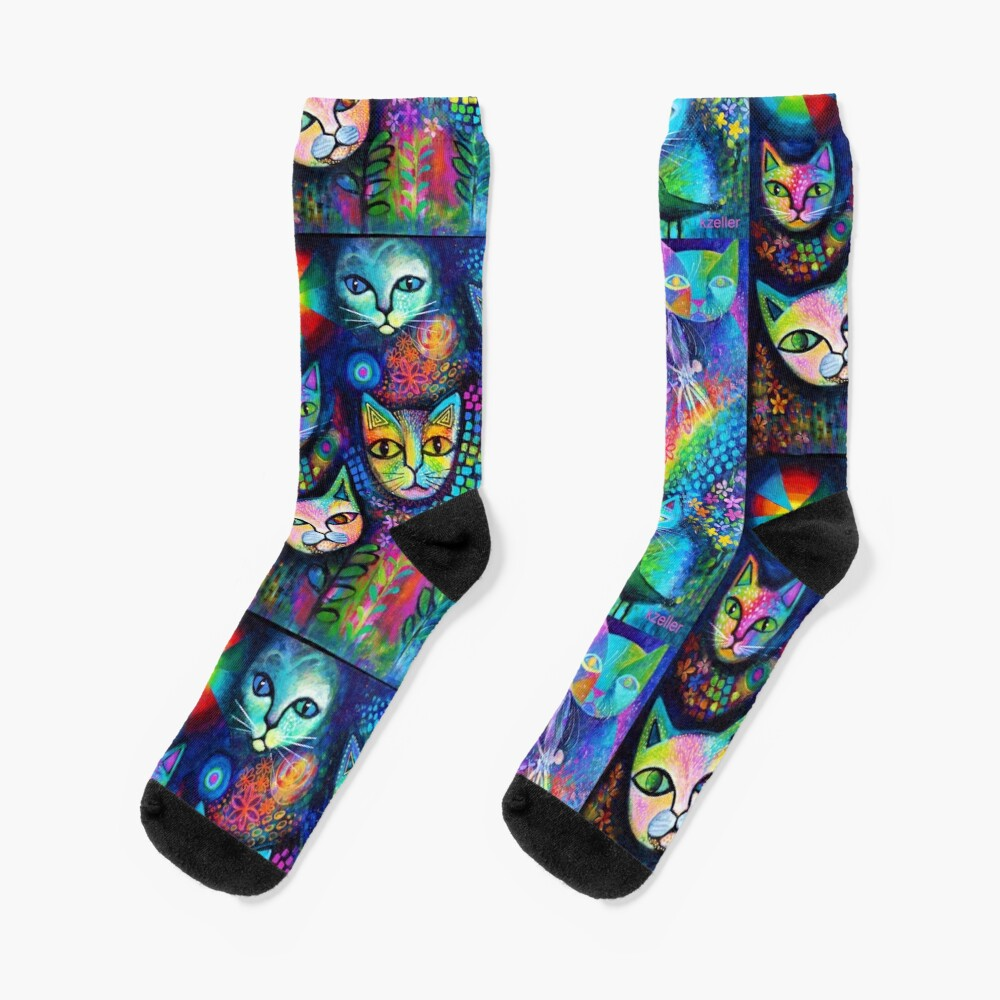 Magicats Socks
