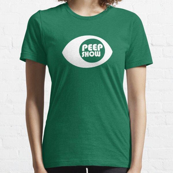 Peep Show Logo Essential T-Shirt