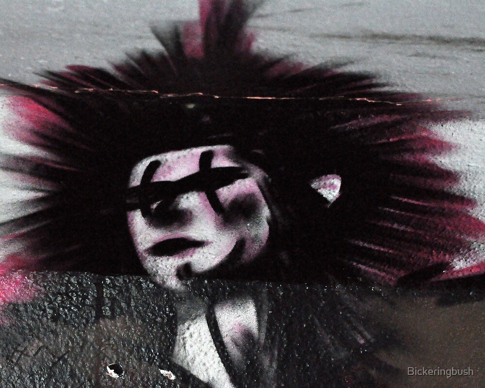Grafitti Art by Bickeringbush
