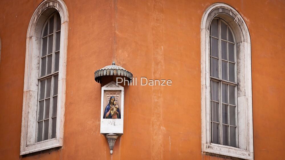 Ave Maria1 by Phill Danze