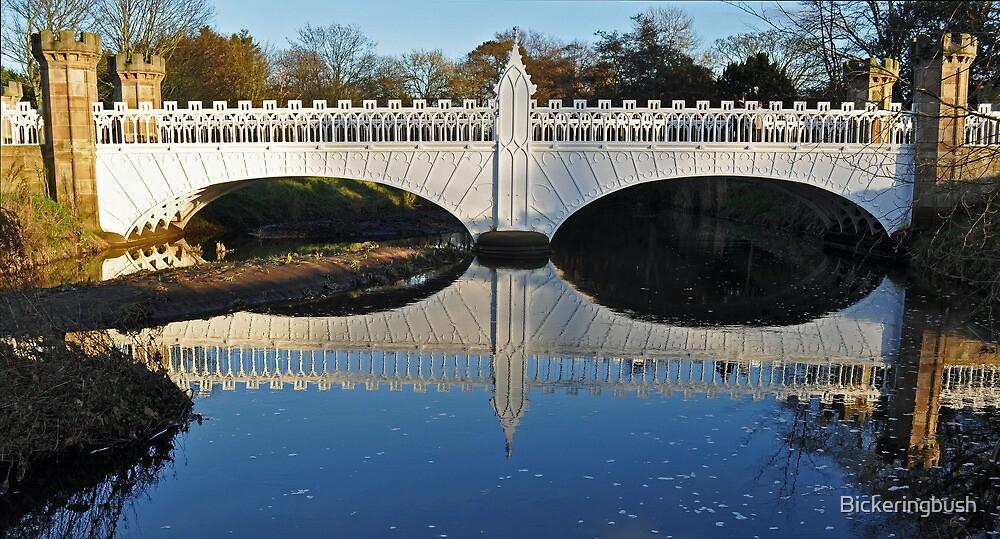 Tournament Bridge Eglinton Park ,Kilwinning by Bickeringbush