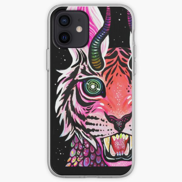 Medieval Demon iPhone Soft Case