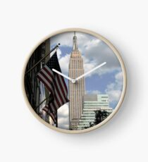 Empire State Building Clock