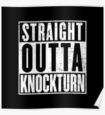 Straight Outta Knockturn Poster