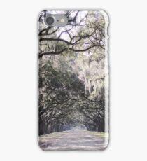 Live Oaks iPhone Case/Skin