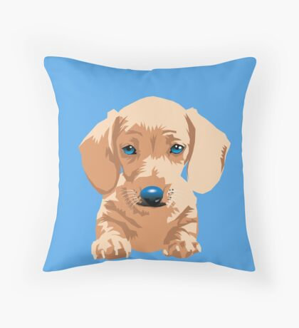 Dot Throw Pillow
