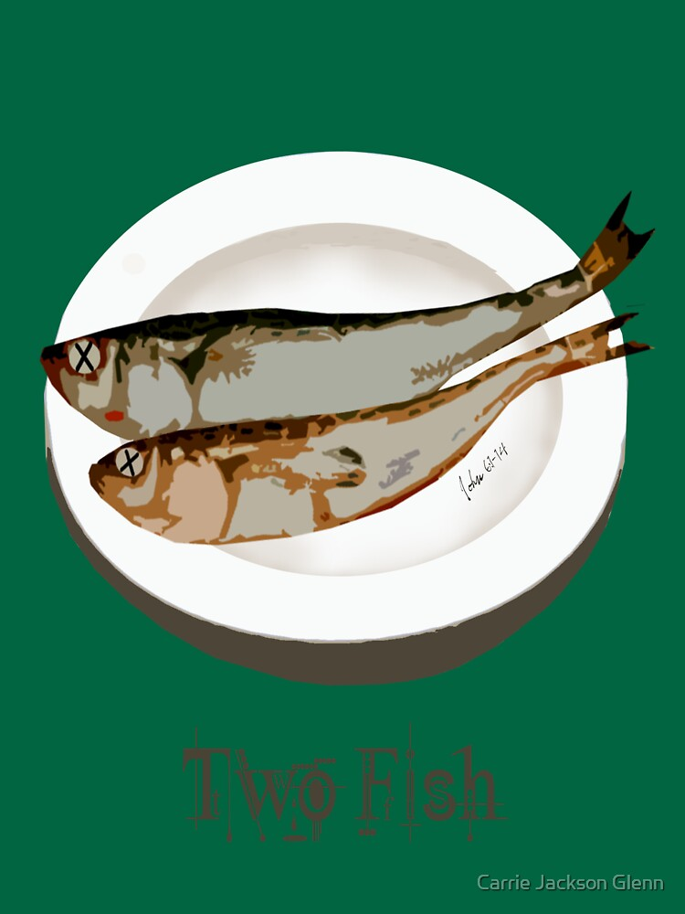 Two Fishes by cglenn
