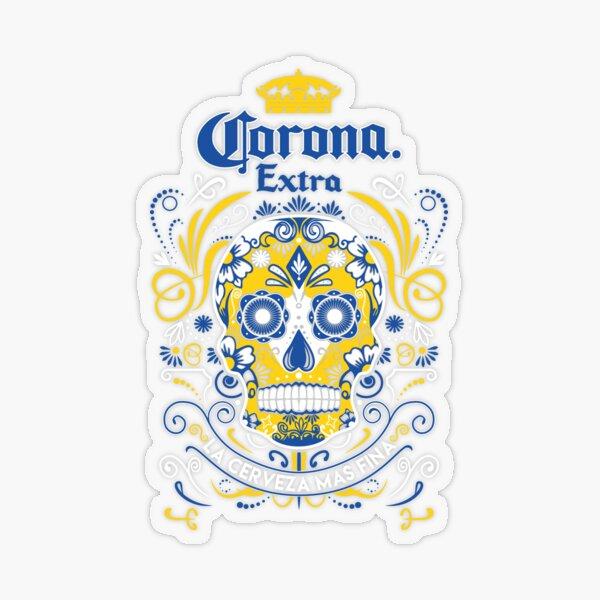 La Cerveza Mas Fina- Color Transparent Sticker