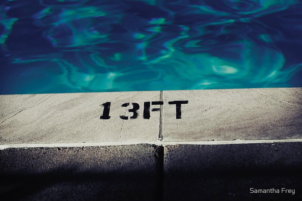 13 Feet by Samantha Frey