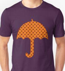 Rust Polka Dots T-Shirt