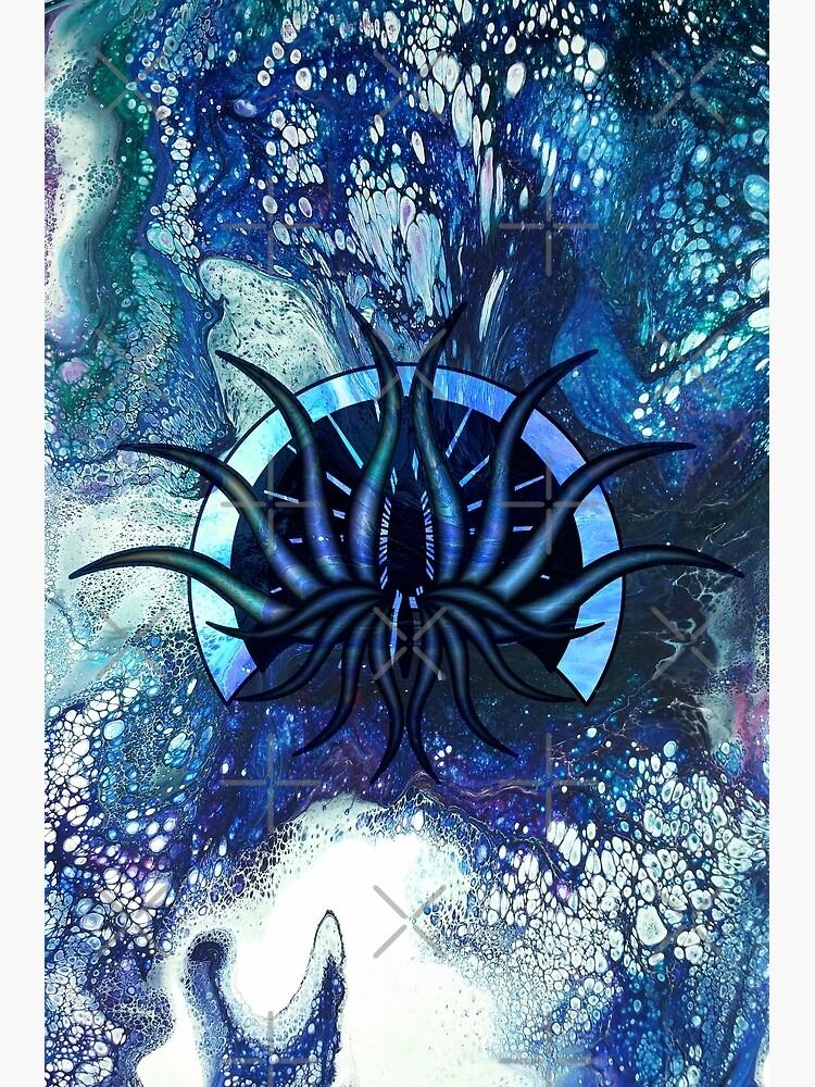 Portal: monster art by kerravonsen