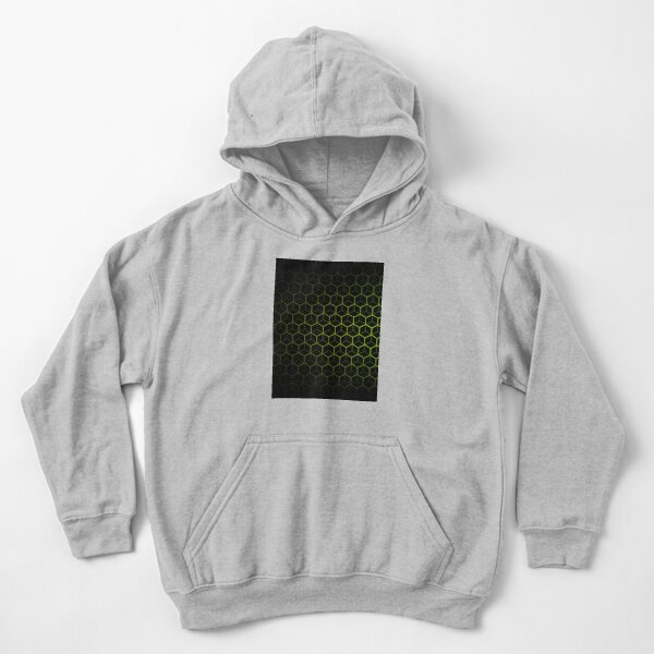 Very Cool, Super Awesome and kind of Pretty Amazing Abstract Pattern Kids Pullover Hoodie