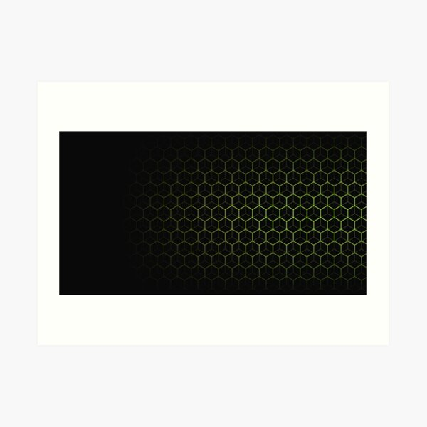 Very Cool, Super Awesome and kind of Pretty Amazing Abstract Pattern Art Print