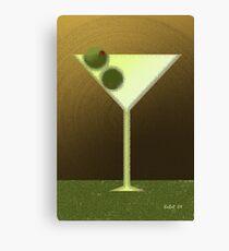 New Martini Canvas Print