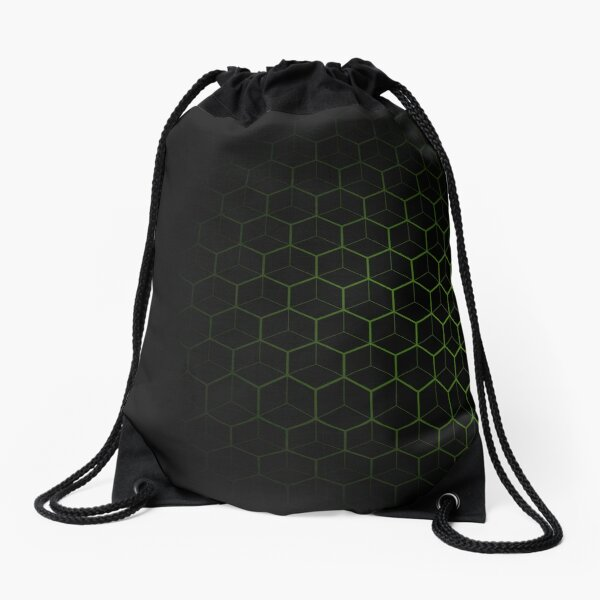 Very Cool, Super Awesome and kind of Pretty Amazing Abstract Pattern Drawstring Bag