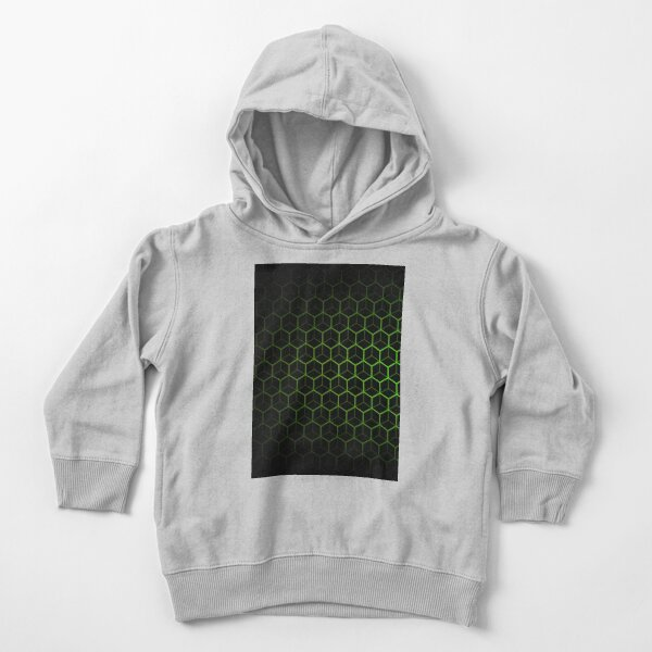 Very Cool, Super Awesome and kind of Pretty Amazing Abstract Pattern Toddler Pullover Hoodie