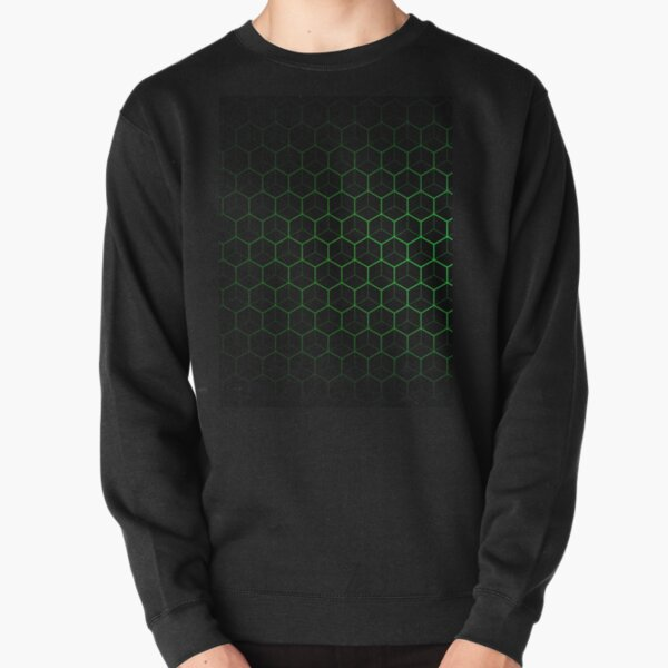 Very Cool, Super Awesome and kind of Pretty Amazing Abstract Pattern Pullover Sweatshirt