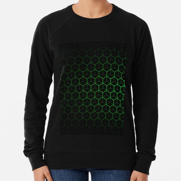 Very Cool, Super Awesome and kind of Pretty Amazing Abstract Pattern Lightweight Sweatshirt