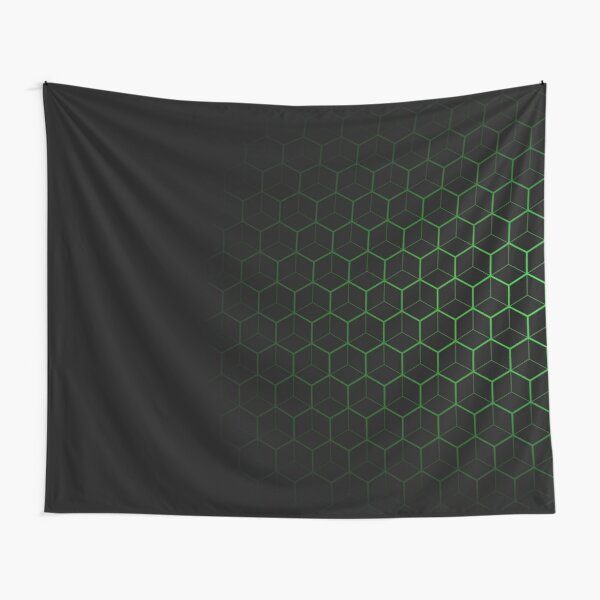 Very Cool, Super Awesome and kind of Pretty Amazing Abstract Pattern Tapestry