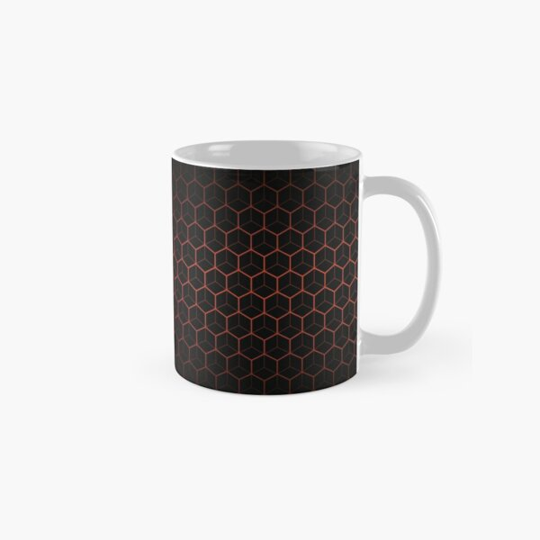 Very Cool, Super Awesome and kind of Pretty Amazing Abstract Pattern Classic Mug