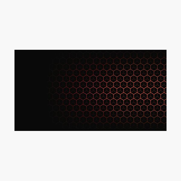 Very Cool, Super Awesome and kind of Pretty Amazing Abstract Pattern Photographic Print