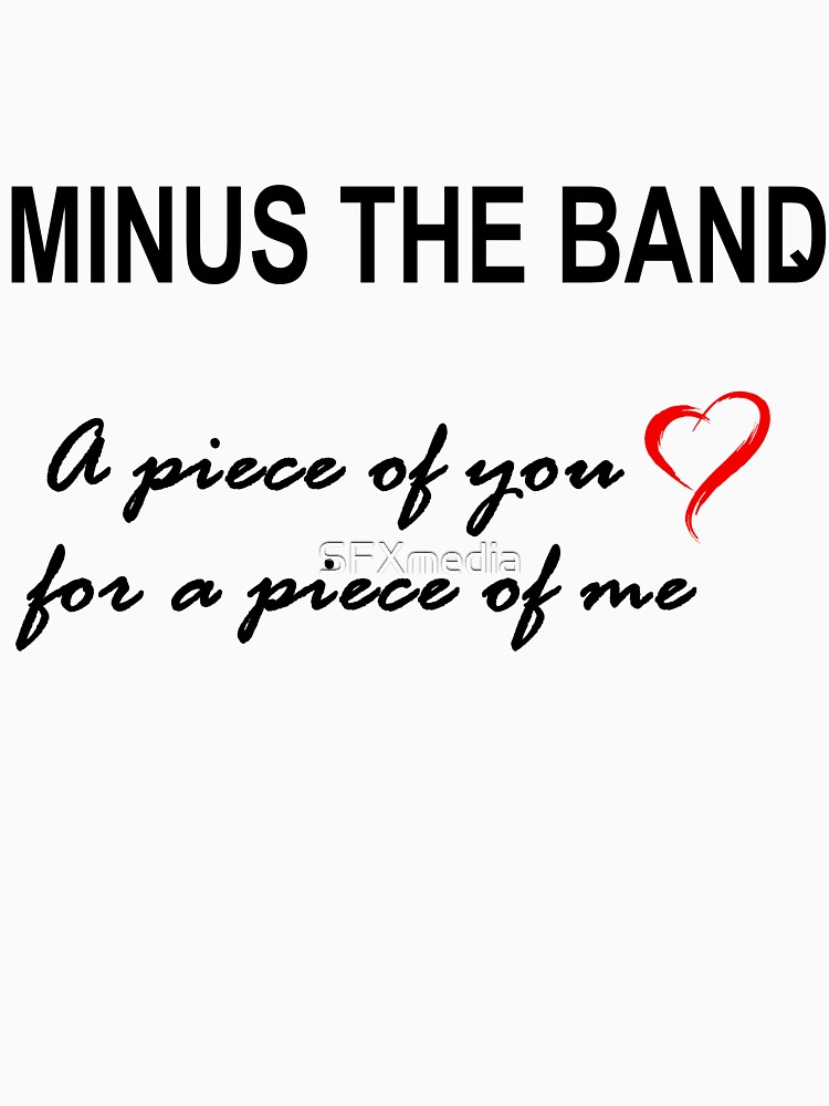 Minus the Band by SFXmedia