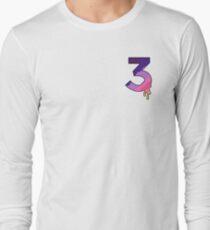 Chance The Rapper 3 Long Sleeve T-Shirt