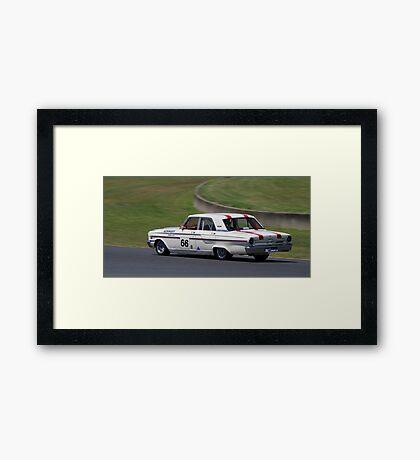 '64 Ford Fairlane Framed Print