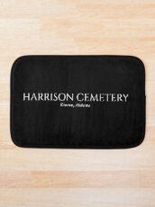 Harrison Cemetery –Kinston, Alabama Bath Mat