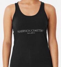 Harrison Cemetery –Kinston, Alabama Racerback Tank Top