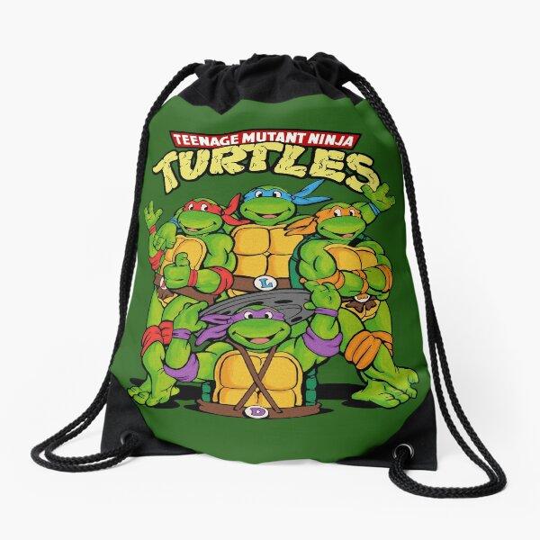 TMNT - Teenage Mutant Ninja Turtles Drawstring Bag