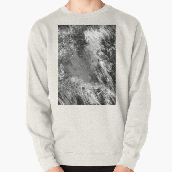 Muted Waterfall Pullover Sweatshirt
