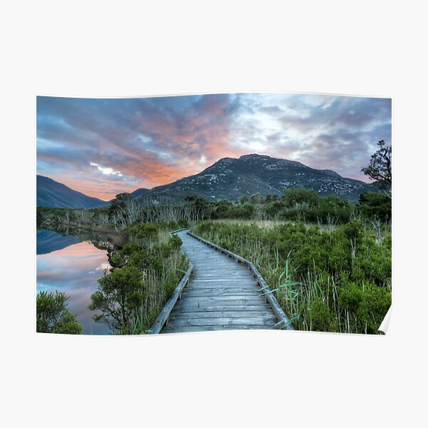 The Road to Mt.Oberon Poster