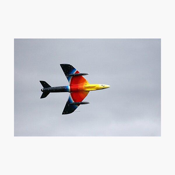 Hawker Hunter F58A Photographic Print