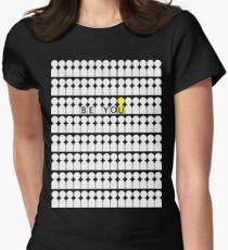 Be You - White & Yellow T-Shirt