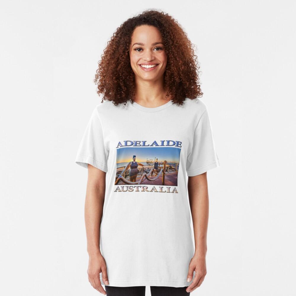 Brighton Bathers Slim Fit T-Shirt