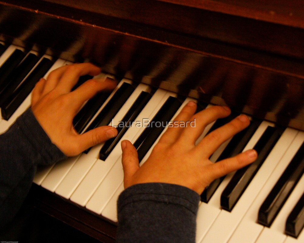 Piano Fingers.... by LauraBroussard