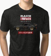 RWB Stella - The World is Flat Tri-blend T-Shirt