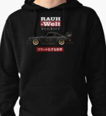 RWB Stella - The World is Flat Pullover Hoodie