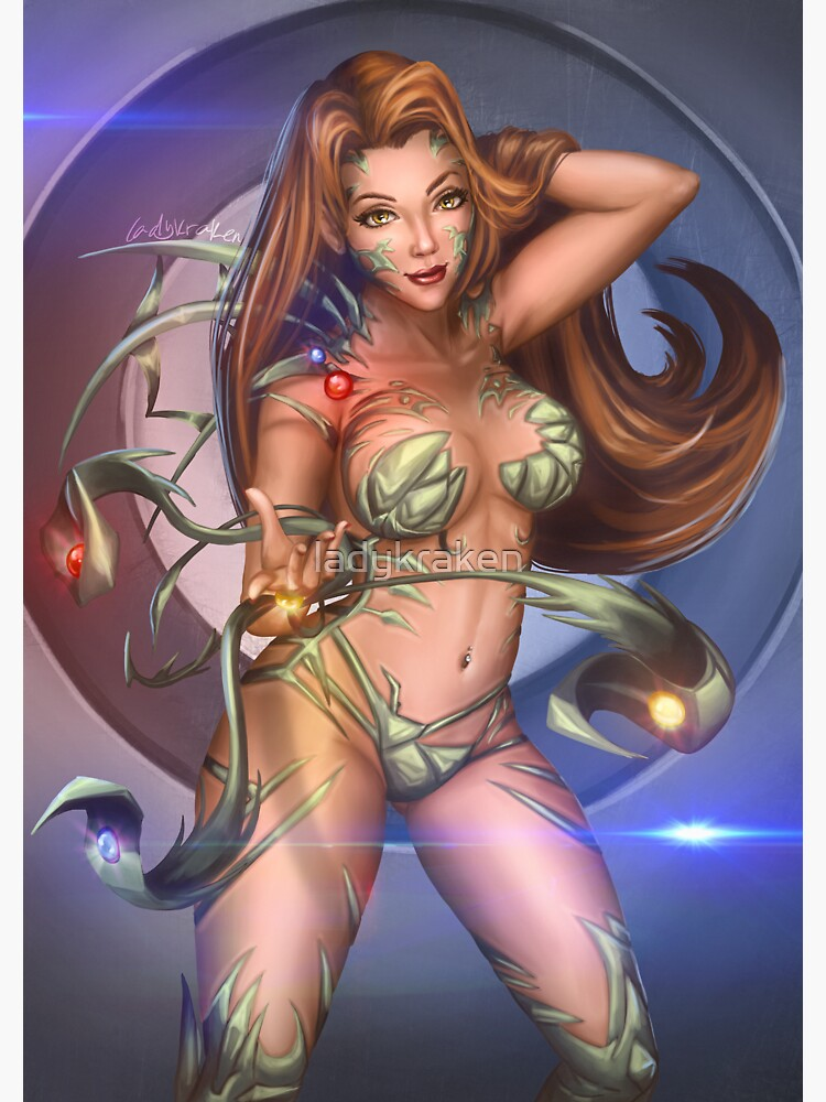 Symbiotic Armor Warrior by ladykraken