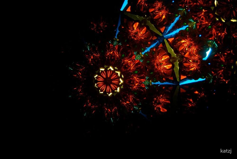 Fleeting Patterns of Light by katzj